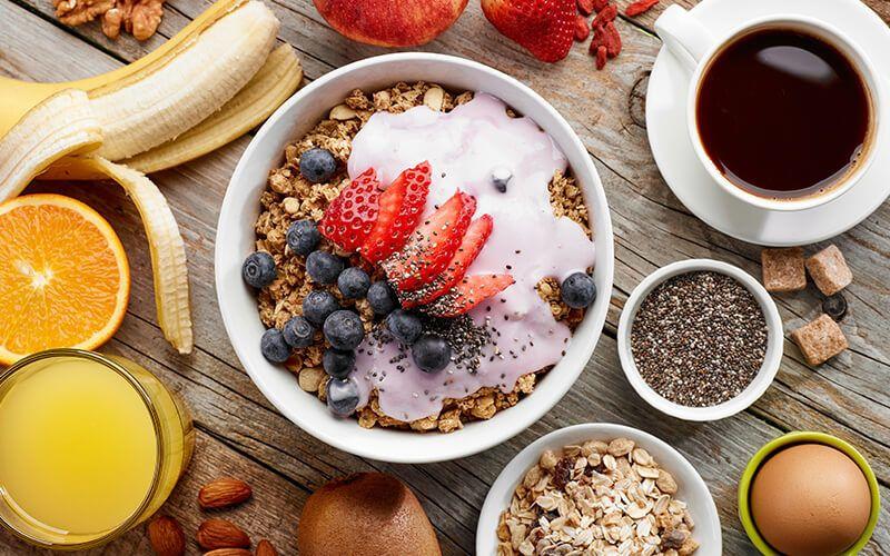 Dieta baja en carbohidratos grasas y azucares