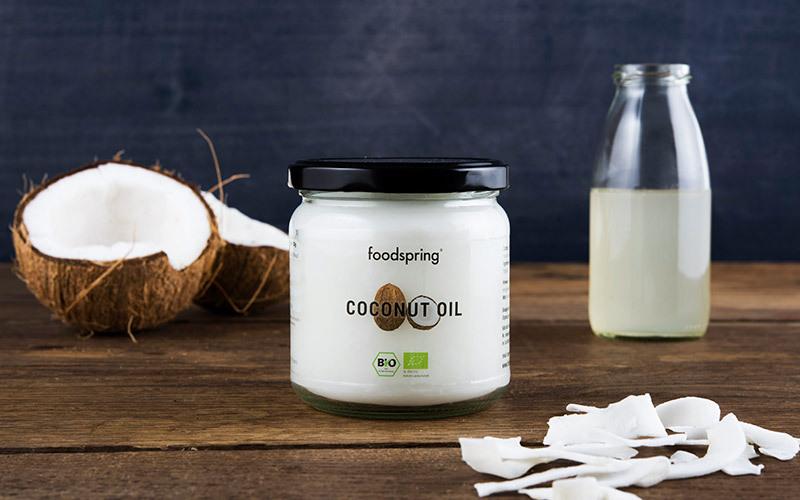 Aceite de coco Foodspring