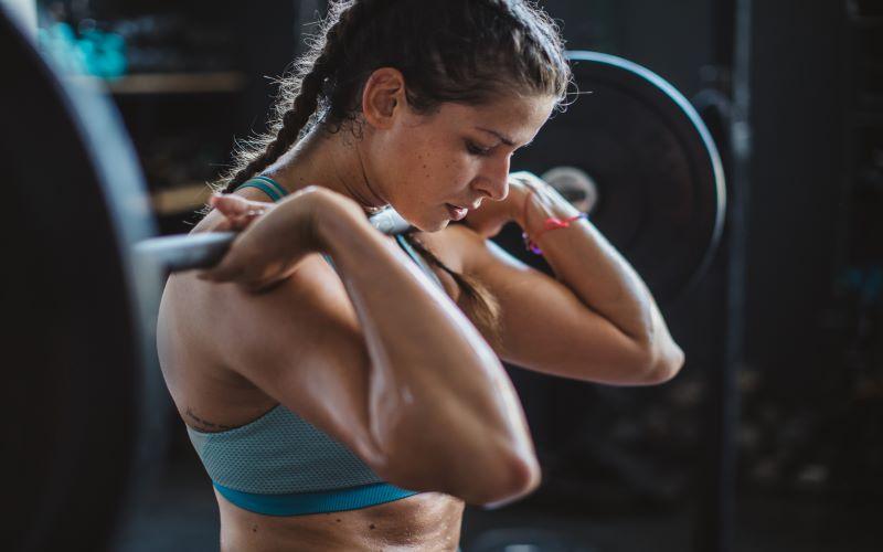 La musculatura y los descansos
