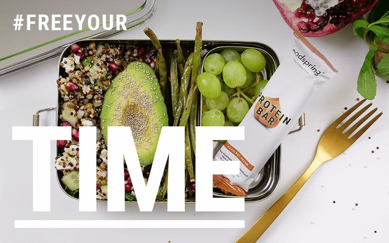 Pranzo Proteico Ufficio : Lunch box: 3 idee originali per la pausa pranzo foodspring magazine