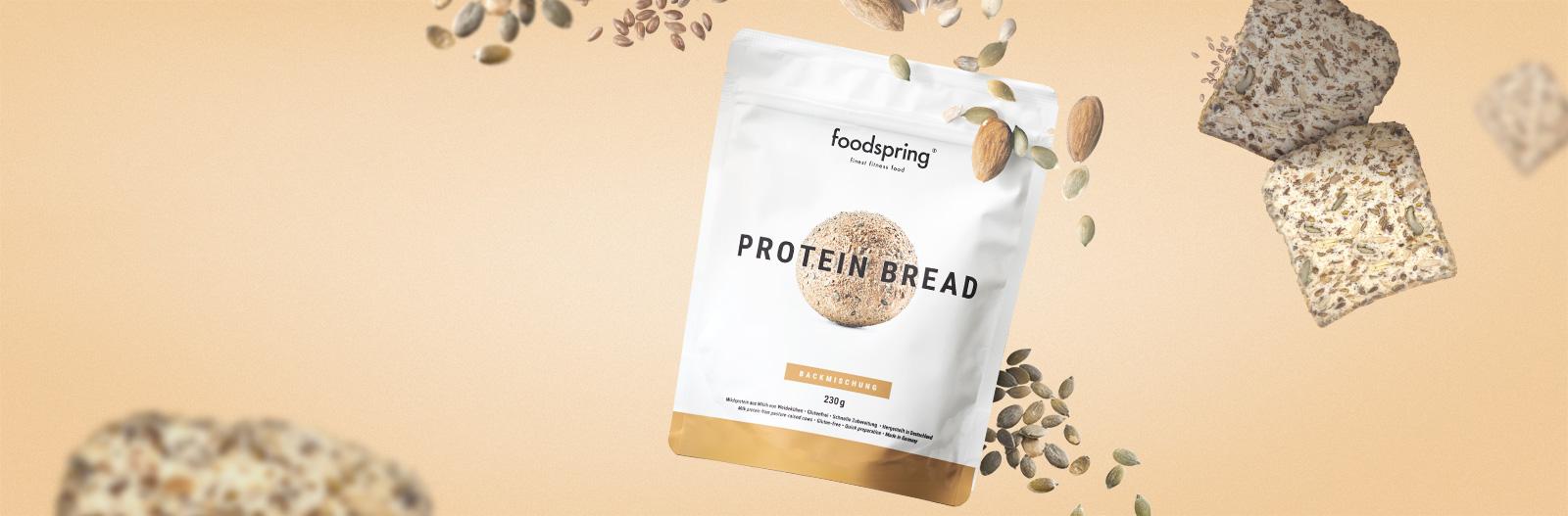 Du pain... Protéiné ?!