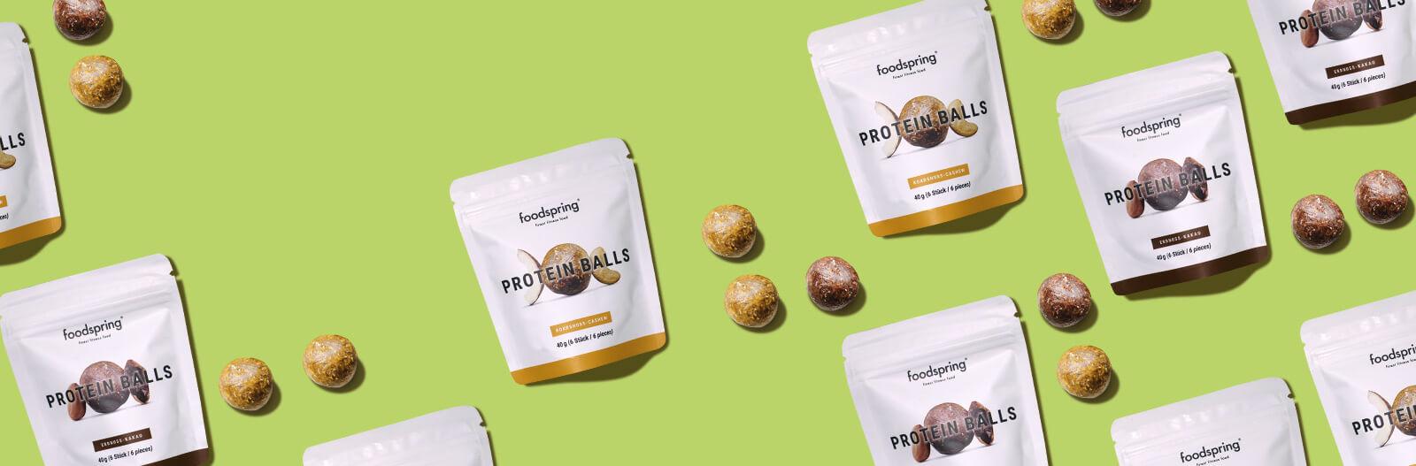 Der Protein-Snack im Taschenformat.