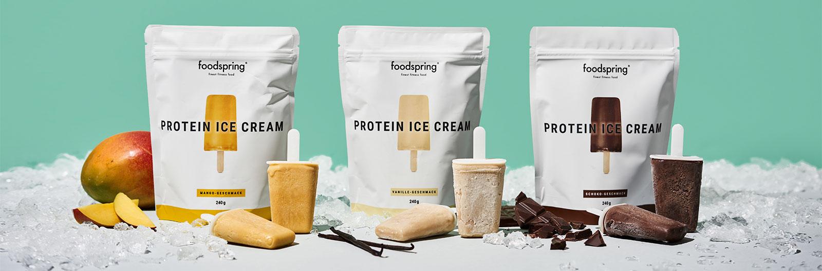 Il tuo frullato proteico da leccare.