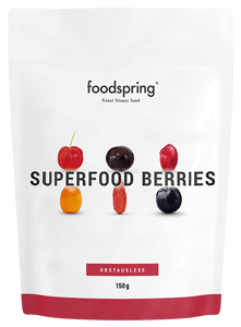 Superfood Mix Berries Tüte