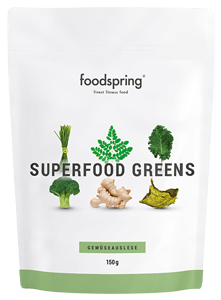 Superfood Mix Greens Tüte