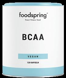 BCAA Kapseln Essenzielle Aminosäuren für die Muskulatur