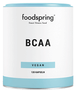 BCAA capsules Essential amino acids for muscles