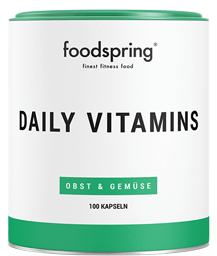 Daily Vitamins Your daily supply of vitamins
