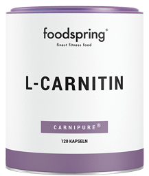 L-carnitine Support your training with L-carnitine