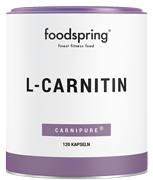 L-carnitine Figure training with L-carnitine