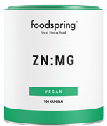 Zn:Mg Zinc and magnesium for improved performance