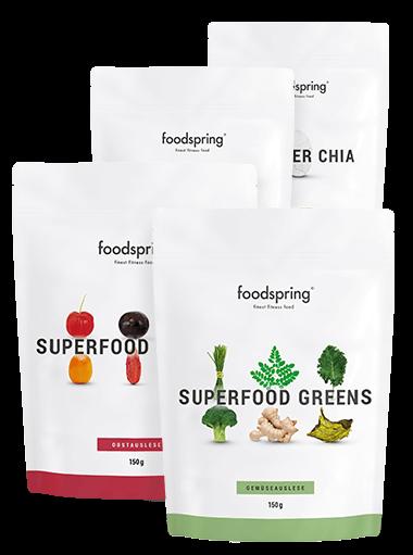 Superfood Paket foodspring