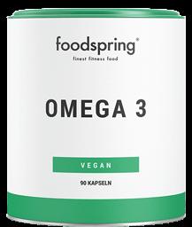 Omega-3 capsules Vegan power for your brain & eyes