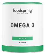 Omega-3 capsules Vegan power for the cardiovascular system