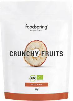 Crunchy Fruits Apfelringe