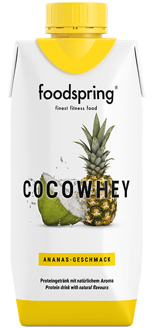 Produkt - CocoWhey Ananas-Geschmack