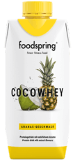 CocoWhey The isotonic protein drink