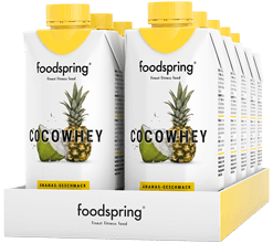 CocoWhey 12 Portion Pack The isotonic protein drink