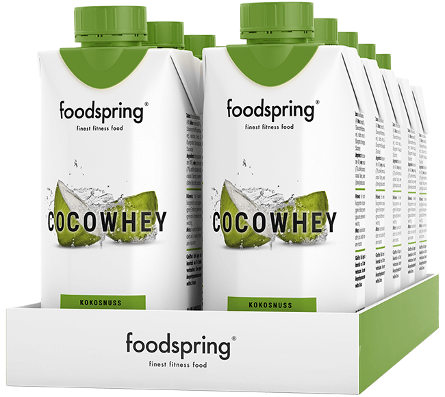 Save with the CocoWhey Natural 12 Portion Pack