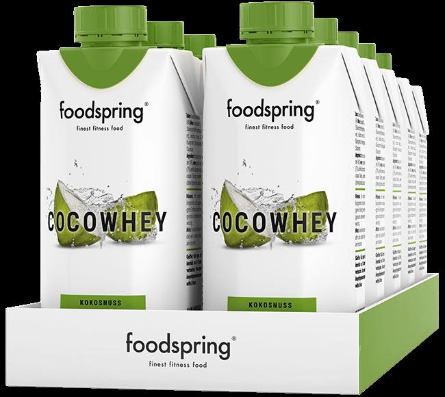 CocoWhey 12er-Paket