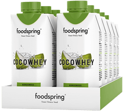 CocoWhey 12 Portion Pack