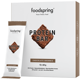 Protein Bar Chocolate Brownie 12er-Paket