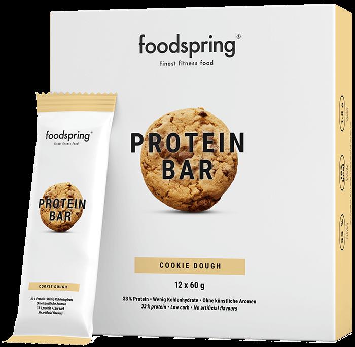 Protein Bar en paquet de 12