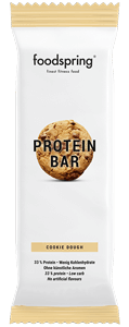 Protein Bar The no-nonsense bar