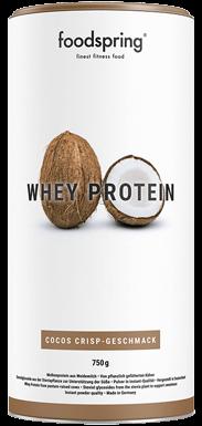 Whey Protein Cocos Crisp Dose