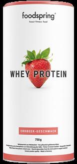 Whey Protein Erdbeere Dose
