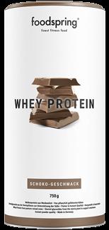 Whey Protein Schoko Dose