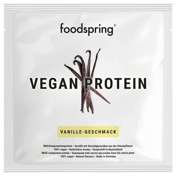 Vegan Protein Taster Portion