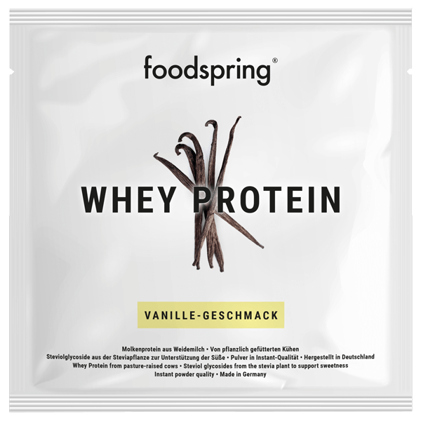 Whey Protein Probierportion