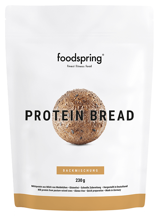 Proteinbrot Packaging