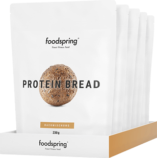 Protein Bread 5 pack Possibly the most delicious protein bread.