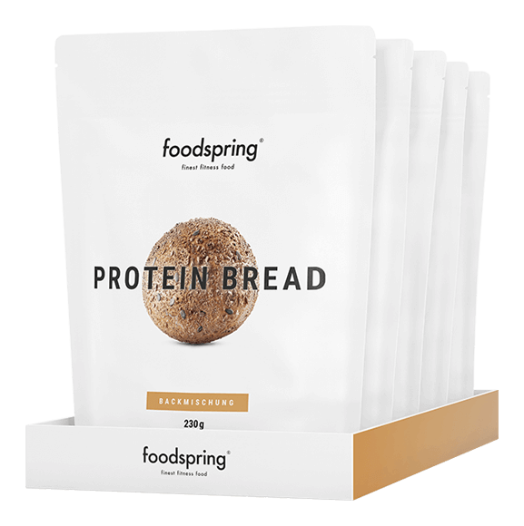 Protein bread pack of 5