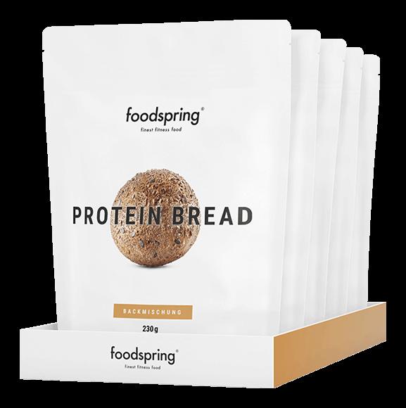 Proteinbrot Backmischung  - glutenfrei
