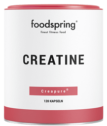 Creatine capsules Booster for muscle building