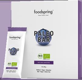 Paleo Bar Heidelbeere 12er-Paket
