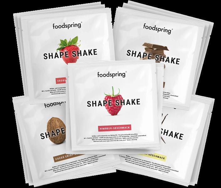 Shape Shake à emporter en pack de 15