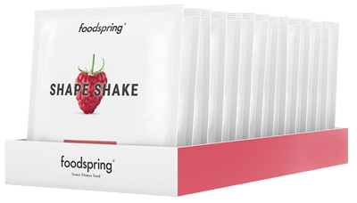 Shape Shake To Go Raspberry