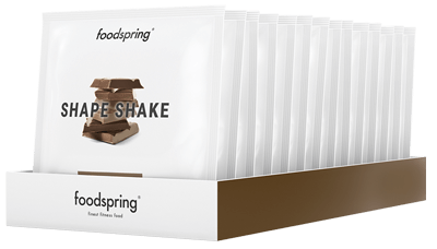 Shape Shake à emporter chocolat