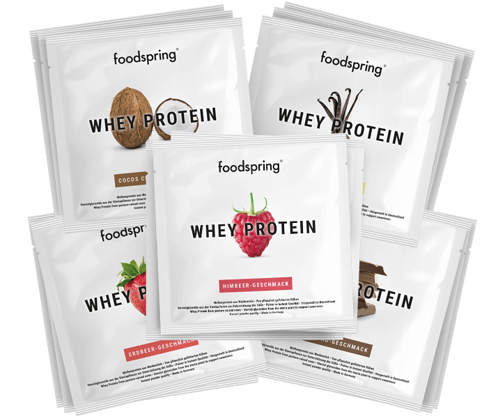 Whey Protein To Go 15-pack