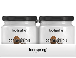 Coconut Oil 4-Pack