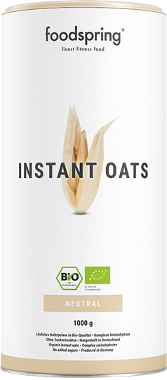 Instant Oats The most natural weight gainer you have ever seen.