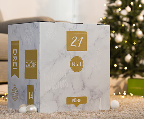 Foodspring Adventskalender