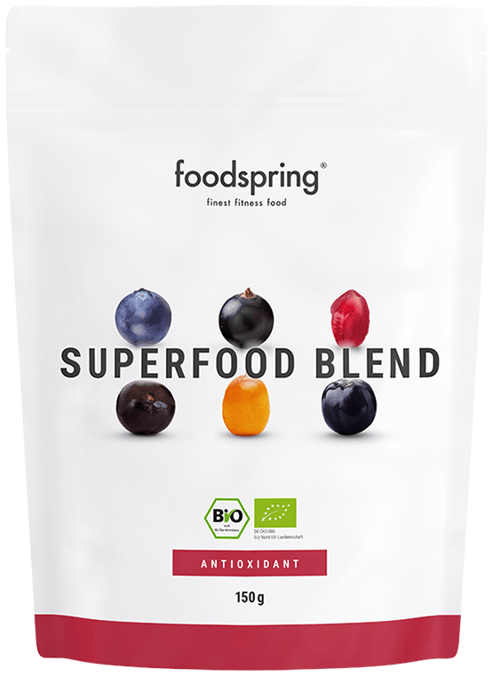 Superfood in polvere