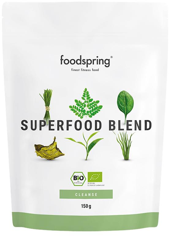 Poudres de superfoods