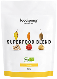 Superfood energizzanti in polvere
