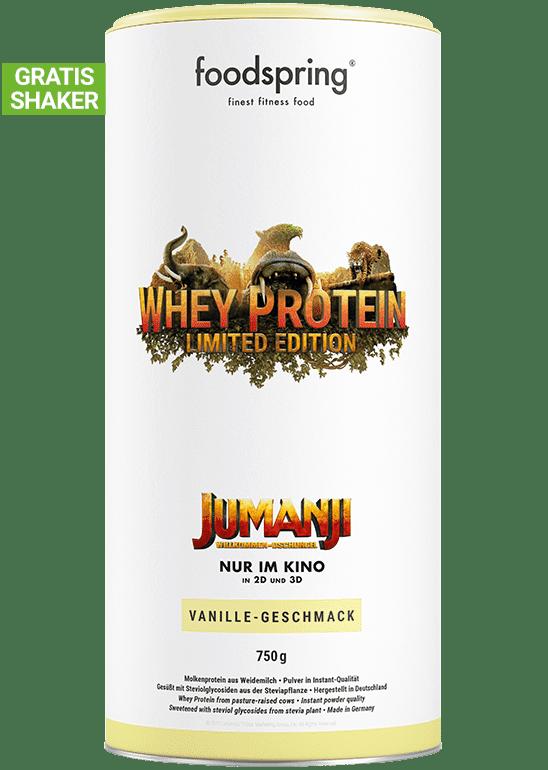 Whey Protein Jumanji
